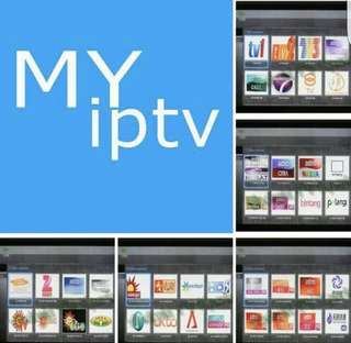 All included Tv Box And 👍1 year iptv Channel subscription Smooth And No Lagging Stable