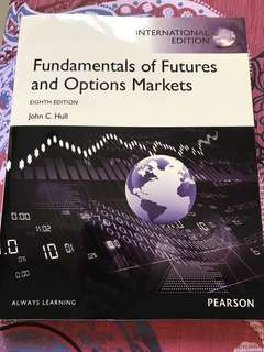 Introduction to Derivatives book Curtin Singapore Curtin University