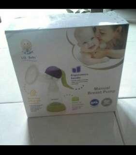 Iq baby breast pump