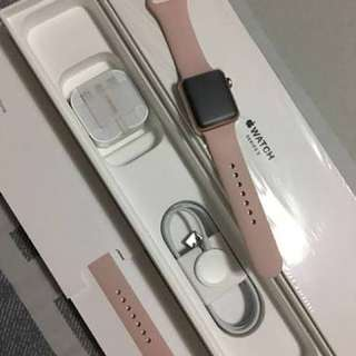 Apple Watch Series 3 Sport 42mm Pink Sand
