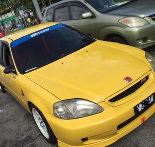Honda civic ek ViRS 4door