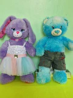 Build-a-Bear Take both for P500