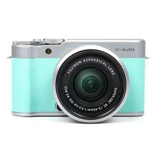 Kredit Camera Fuji Film X-A20 tanpa Kartu Kredit cuma 900rb aja