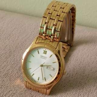 Authentic Seiko Quartz Watch
