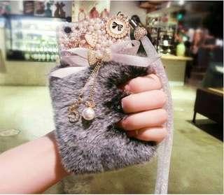 Oppo f5 fur case