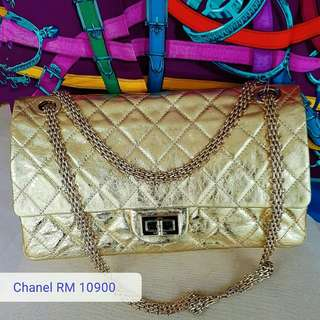 Chanel Reissue Double Flap 34cm