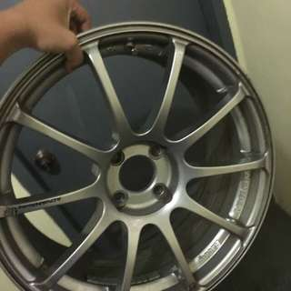Rim Advan Racing Ori Japan