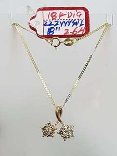w/ titus pendant