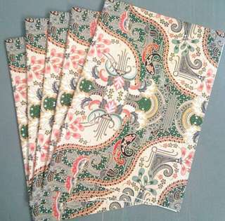 Batik Gift Wrapping Paper