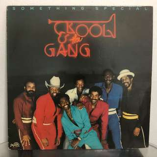 "Kool & Gang ""Something Special"" LP"