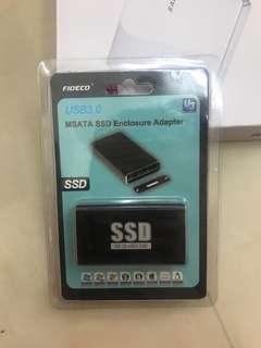 mSATA SSD Enclosure