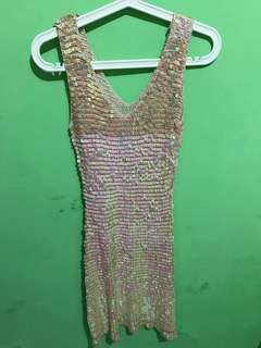 Pink dress (Never Used)*