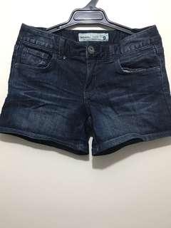 Just Jeans Women's Denim Short size 9 blue