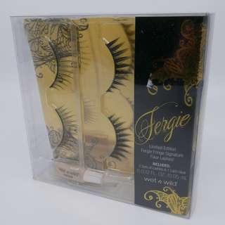 Wet N Wild Fergie Limited Edition 2 pack False Eyelashes