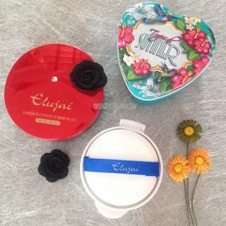 Elujai Essence Cover Cushion 2.0 with refill