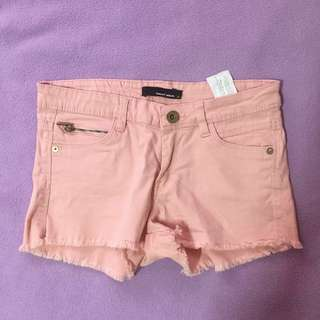 REPRICED —Tally Weijl Pink Shorts