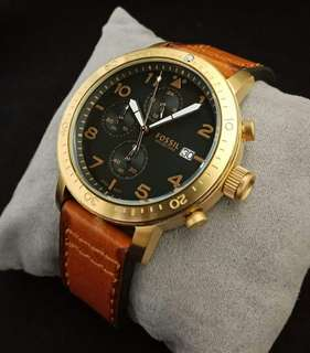 Fossil major chronograph