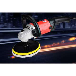 180mm Car Polisher Polishing Waxing Machine