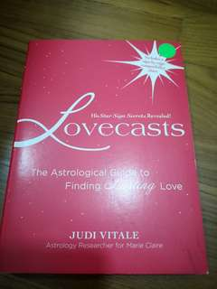 Lovecasts - The Astrological guide to finding lasting love