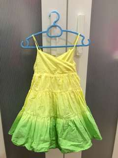 [LIKE NEW] Poney dress for 12-18mo (retail px rm158)