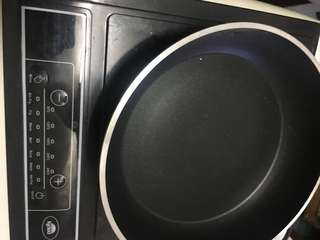 Induction cooker kyowa