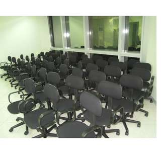 801SA  Clerical chair office furniture - partition