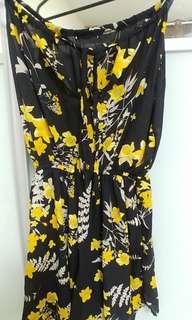 Kimono dress and Romper