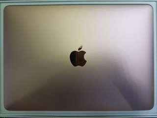"""MacBook 12"""" 2017 <99%NEW>"""