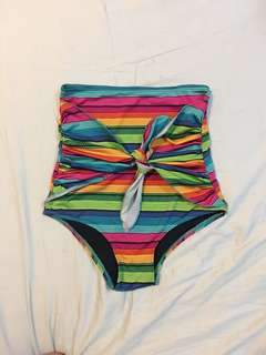 REPRICED: Bikini High Waist (bottom)