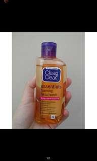 Clean n Clear Cleansing Foam