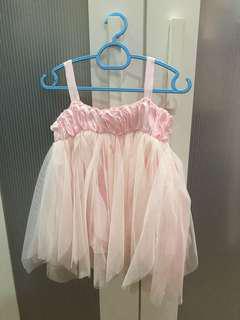 Princess dress 9-12mo