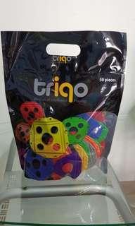 NEW Triqo 3D Construction toy