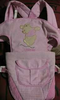 Baby Carrier Pink for girl 👧