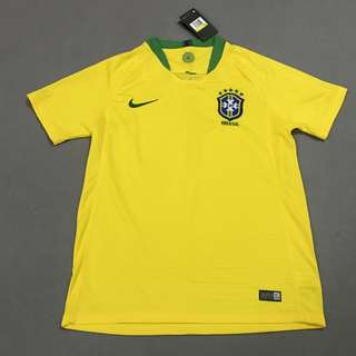 🚚 <NEW> Brazil Home Player Edition Football Kits 2018 Pre-Order