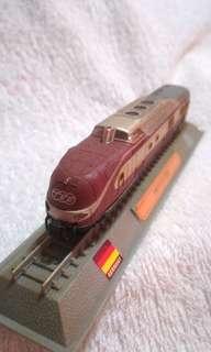 #winsb Vintage Del Prado 1:160 (N Gauge) Scale Model Train - Germany DB VT-11.5 Tee