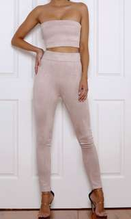 Rhythm Suede Pants