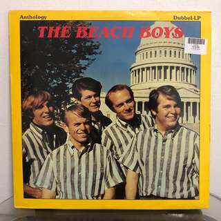 The Beach Boys Anthology LP