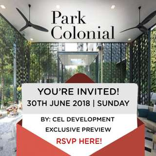 PARK COLONIAL @ WOODLEIGH MRT STATION
