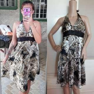 New! Branded HQ Dress Padded