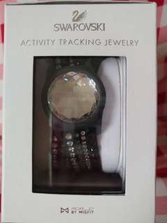 swarovski activity tracking jewelry