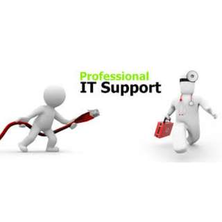 [2-3 Months Contract] IT Support x5 ->>$2400 IMMEDIATE!!