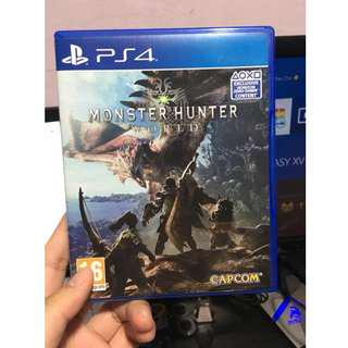 Monster Hunter World [R2][PS4]
