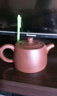 🚚 早期手工紫砂    老茶壺