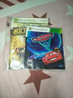 Playbox games