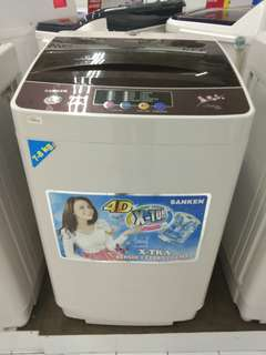 SANKEN WASHING MACHINE AWS806 855