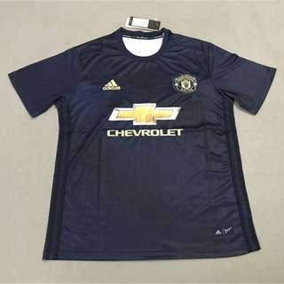 🚚 <NEW> Man United Away Player Edition Football Kits 18/19 Pre-Order