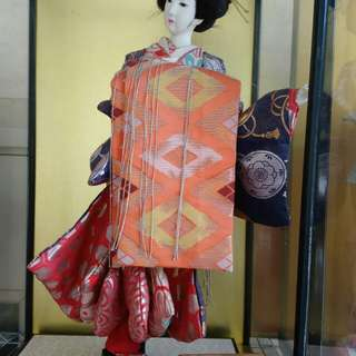 日本人形公仔