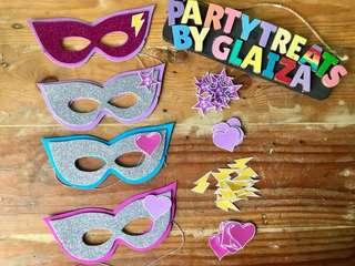 Barbie in Super powers Masks