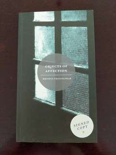 Book - Objects of Affections
