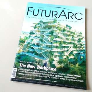 FuturArc: Mar-Apr'18(Vol.59)